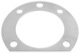 Spacer, Wheel bearing Rear axle 0,10 mm 86891 (1058026) - Volvo 120 130 220, P1800, PV