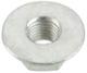 Nut, Wheel bearing Rear axle