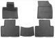 Floor accessory mats Synthetic material charcoal 5 Pcs 32261235 (1058899) - Volvo XC90 (2016-)