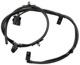 Nozzle, Windscreen washer for Windscreen heatable right left centre Kit 31349006 (1059069) - Volvo S60 (2011-2018), S60 XC (-2018), V60 (2011-2018), V60 XC (-18)