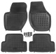 Floor accessory mats Rubber black  (1059716) - Volvo V40 (2013-), V40 XC