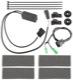 Kabelsatz, Schwellerauflage mit Beleuchtung vorne Nachrüstsatz 9487102 (1060053) - Volvo V70 XC70 (2008-)
