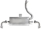 End silencer 31414763 (1060088) - Volvo XC60 (-2017)