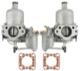 Carburettor SU HS6 Kit 2 Pcs  (1060384) - Volvo 120 130 220, 140, P1800, PV P210