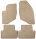Floor accessory mats Textile beige 31267884 (1060480) - Volvo V70 P26