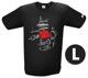 T-Shirt Legendary Engine L  (1061536) - universal