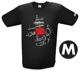 T-Shirt Legendary Engine M  (1061539) - universal