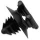 Clip Kabelbinder-Clip 6,0 mm  (1063059) - universal