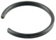 Safety ring, Drive shaft 31256948 (1064300) - Volvo C30, S40 V50 (2004-), V70 (2008-)