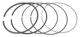 1064584 Kolbenringsatz Schmiedekolben 2. Schleifmaß