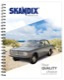 Writing pad Volvo 140 DIN A5