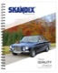 Writing pad Volvo 164 DIN A5