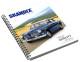 Schreibblock Volvo Amazon DIN A5  (1066679) - universal