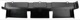 Air guide Bumper front 1342338 (1067359) - Volvo 700