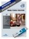 eBook USB-Stick Original Technical Publications MULTI-USER OTP Volvo P1800 TP-51949USB (Windows-PC only)  (1067921) - Volvo P1800, P1800ES