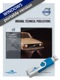 eBook USB-Stick Original Technical Publications MULTI-USER OTP Volvo 200 TP-51952USB (Windows-PC only)  (1067923) - Volvo 200
