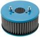 Sportluftfilter hoch Doppelvergaser SU HS6  (1068479) - Volvo 120 130 220, 140, P1800, PV P210