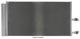 Condenser, Air conditioner 31686413 (1069033) - Volvo XC90 (2016-)