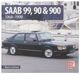 Book Saab 99, 90 & 900 - 1968 - 1998  (1069236) - universal