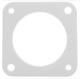 Gasket, Brake booster 8683277 (1070405) - Volvo C30, C70 (2006-), S40 V50 (2004-), S60, V60, S60XC, V60XC (2011-2018), S80 (2007-), V40 (2013-), V40 XC, V70 XC70 (2008-), XC60 (-2017)