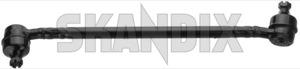 Spurstange Vorderachse links 661706 (1001288) - Volvo PV P210 - 210 544 buckelvolvo duett gelenkstange katterug katzenbuckel p210 pv pv544 regelglied spurstange vorderachse links spurstangen spurstangengelenk heyd germany linke linker links linksseitig seite vorderachse vorderer vorne