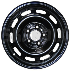 SKANDIX Shop Volvo parts: Rim Steel 6x15 ET43 6819704 (1002590)