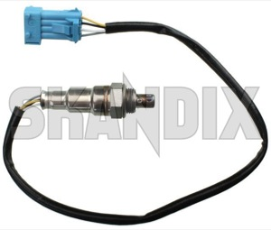 Lambda sensor Regulating probe 9207999 (1002640) - Volvo 850, S70 V70 (-2000) - lambda sensor regulating probe ngk probe regulating