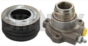Concentric, Slave clutch cylinder 32019204 (1003197) - Saab 90, 900 (-1993), 99 - central release mechanism centralreleaser concentric slave clutch cylinder csc disengagementlever Own-label
