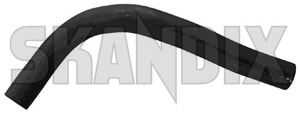 Radiator hose upper Engine cooler - Termostat housing 1257347 (1003803) - Volvo 700 - brick radiator hose upper engine cooler  termostat housing radiator hose upper engine cooler termostat housing Own-label      45 45mm cooler engine housing mm termostat upper