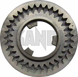 Gear set, Oil pump 9321779 (1003930) - Saab 90, 900 (-1993), 9000, 99 - gear set oil pump Genuine