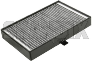 Skandix Shop Volvo Parts Cabin Air Filter Activated Carbon 9171296
