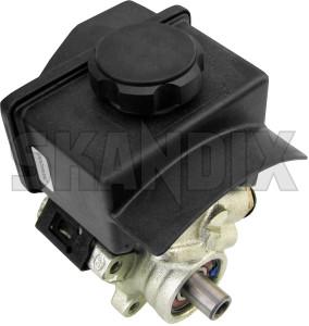 on Power Steering Pump 1998 Volvo S90