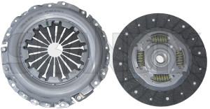 Clutch kit 272444 (1005043) - Volvo S40 V40 (-2004) - clutch kit Own-label clutch releaser without