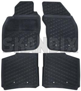 SKANDIX Shop Volvo parts: Floor accessory mats grey 30618364 (1006527)