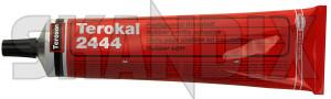 Gummi-Klebstoff 175 g  (1008724) - universal  - dichtungskleber gummi klebstoff 175g gummikleber gummiklebstoff gummiklebstoff 175g kleber klebstoffe profilkleber Hausmarke 175 175g g tube