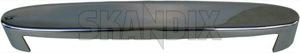 Gehäuse, Kennzeichenleuchte 665450 (1009326) - Volvo P1800 - 1800 1800s coupe gehaeuse kennzeichenleuchte jensen kennzeichenbeleuchtung kennzeichenleuchte kennzeichenleuchtengehaeuse nummernschildbeleuchtung nummernschildleuchte nummernschildleuchtegehaeuse p1800s saint sportcoupe Hausmarke