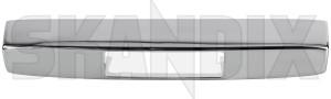 Gehäuse, Kennzeichenleuchte 668122 (1009327) - Volvo P1800 - 1800 1800s coupe gehaeuse kennzeichenleuchte jensen kennzeichenbeleuchtung kennzeichenleuchte kennzeichenleuchtengehaeuse nummernschildbeleuchtung nummernschildleuchte nummernschildleuchtegehaeuse p1800s saint sportcoupe Hausmarke