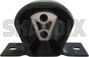 Mounting, Transmission Manual transmission rear 3436075 (1009391) - Volvo 400 - gearboxmounts gearboxrubbermounts mounting transmission manual transmission rear mounts rubbermounts transmissionmounts transmissionrubbermounts Own-label manual rear transmission