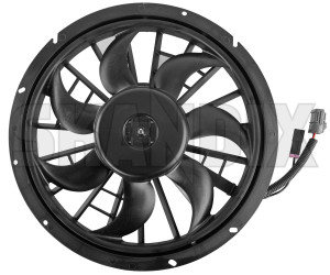 on 2000 Volvo S70 Cooling Fans