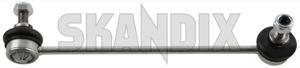 Koppelstange Vorderachse links  (1010565) - Volvo 300 - 300er 340 340er 360 360er 3er koppelstange koppelstange vorderachse links koppelstangen pendelstuetze stabbibefestigung stabbihalter stabbistange stabbistrebe stabbistreben stabibefestigung stabihalter stabilisatorbefestigung stabilisatorbefestigungen stabilisatorhalter stabilisatorstange stabilisatorstrebe stabistange stabistangen stabistrebe stabistreben Hausmarke kugelkoepfen kugelkopf linke linker links linksseitig mit seite vorderachse vorderer vorne
