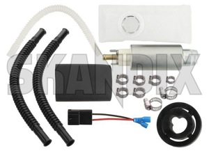 Fuel pump electric Repair kit  (1010999) - Volvo 400, 850, 900, S70 V70 (-2000), S90 V90 (-1998) - brick fuel pump electric repair kit Own-label      60 awd bosch cable clamps electric filter for fuel gasket gasket  hose injection installation isolator kit l manual petrol pot pump repair repairkit repairset set swirl system tank with without