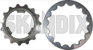 Zahnradsatz, Ölpumpe 8822702 (1011779) - Saab 9-3 (-2003), 9-5 (-2010), 900 (1994-) - 900 900ii 93 93 9 3 95 95 9 5 9600 gm ng oelpumpenradsatz oelpumpenzahnradsatz pumpe radsatz zahnradsaetze zahnradsatz oelpumpe zahnraeder Original