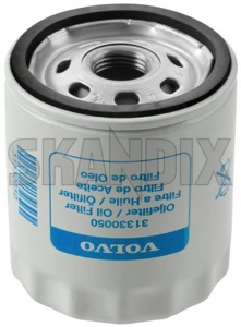SKANDIX Shop Volvo parts: Oil filter Spin-on Filter ...