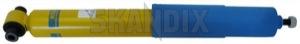 Stoßdämpfer Hinterachse Gasdruck B6 Sport  (1013549) - Volvo S60 (-2009), S80 (-2006), V70 P26 - daempfer estate federbein kombi limousine p26 s60 s60i s80 s80i s80l sedan stossdaempfer stossdaempfer hinterachse gasdruck b6 sport stufenheck v70 v70ii wagon bilstein aktives allrad b6 daempfer fahrwerk fahrzeuge fuer gasdruck gasdruckdaempfer hinten hinterachse hinterer niveauregulierung ohne sport sportausfuehrung ungekuerzter