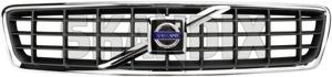 skandix shop volvo ersatzteile k hlergitter mit strebe. Black Bedroom Furniture Sets. Home Design Ideas