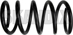 Fahrwerksfeder Hinterachse verstärkt 9473385 (1013773) - Volvo V70 P26 - achsfeder estate fahrwerksfeder hinterachse verstaerkt fahrwerksfedern feder federn kombi p26 schraubenfeder v70 v70ii wagon skandix 16,2 162 16 2 16,2 162mm 16 2mm 315 315mm aktives allrad fahrwerk fahrzeuge fuer hinten hinterachse hinterer mm niveauregulierung ohne verstaerkt