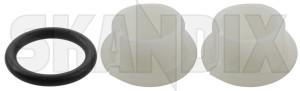 Bushing, Gear lever Kit  (1014858) - Volvo 200, 700, 900, S90 V90 (-1998) - brick bushing gear lever kit skandix kit