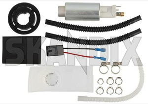 Fuel pump electric Repair kit 9445444 (1015002) - Volvo 400, 900, S60 (-2009), S80 (-2006), V70 P26 - brick fuel pump electric repair kit Own-label      48 bosch cable clamps electric filter for fuel gasket gasket  hose injection installation isolator kit l manual petrol pot pump repair repairkit repairset set swirl system tank with without