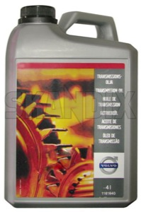 SKANDIX Shop Volvo parts: Transmission oil Automatic