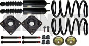 Shock absorber conversion kit, Height control 9499085 (1016961) - Volvo V70 P26 - shock absorber conversion kit height control Genuine adjustment axle for height packagelowering package lowering rear ride sports vehicles with without